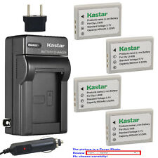 Kastar Battery AC Charger for Olympus Li-80B Battery Olympus Li-80C Charger