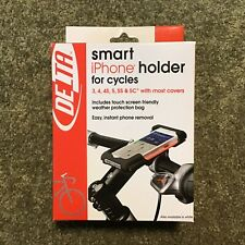 NEW Delta Smart iPhone Holder HL6100 For Cycling Fits iPhone 3,4,4S,5,5S,5C