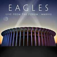 Eagles - Live From The Forum MMXVIII 2018 (NEW 2CD)