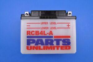 Parts Unlimited 12-Volt Heavy Duty Battery NO ACID  LEMM224LA