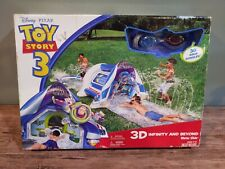 Disney Toy Story 3 3D INFINITY & BEYOND WATER SLIDE - NEW IN BOX