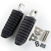 Rear Footrest Foot Pegs For Suzuki Hayabusa GSX1300R GSX-R 1300 2008-2012 2011