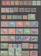 Britische Kolonien / British colonies - Lot Aden, Egypt, Kanada , Australien NZ
