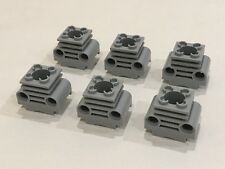 Lego Technic Engine Cylinder Block 2850B Green X6