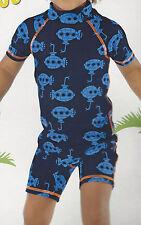 UV Schutzkleidung Kinder 2 teilig Gr. 74/80  UBoot 50+ UV-Schutz