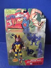 """Earthworm Jim Princess What's-Her-Name 5"""" Action Figure 1994 Mip"""