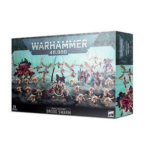 Warhammer TYRANIDS BROOD SWARM New