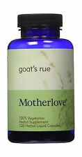 Motherlove Goat's Rue Breastfeeding Supplement Vegetarian Capsu... Free Shipping