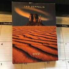 Led Zeppelin (DVD, 2003, 2-Disc Set)
