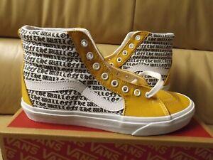 Vans Sk8 Hi (10oz/Otw) Men's Size 12 Shoes Mango Mjto VN0A4BV6SM9 NEW