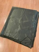 Green Polyester Satin 156 cm Wide x 1000 cm (10 Metres)  Long