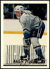Milos Holan #173 Mighty Ducks Of Anaheim Topps 1995-6 Ice Hockey Card (C531)
