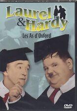DVD - LES AS D'OXFORD - Laurel & Hardy