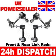 For Hyundai MATRIX & ACCENT FRONT REAR ANTI ROLL BAR DROP LINK RODS x 4
