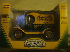 CRAYOLA #8 LIMITED EDITION COIN BANK 1912 FORD