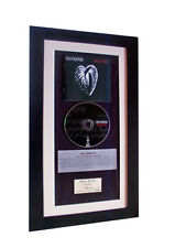 FOO FIGHTERS One By One CLASSIC CD Album QUALITY FRAMED