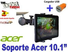 """SOPORTE REPOSACABEZAS PARA TABLET Acer 10.1"""""""