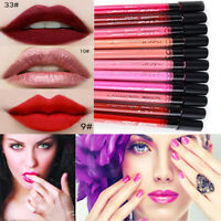 Menow Waterproof Lipstick Genuine Long Lasting Matte Liquid Lip Gloss Cosmetics