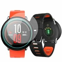Tempered Glass Film For Xiaomi Huami Amazfit Sports Watch Cover Explosion-proof
