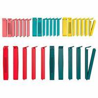 IKEA Bevara 30 Food bag Storage Clips Freezer & Fridge Bag Sealing Clip