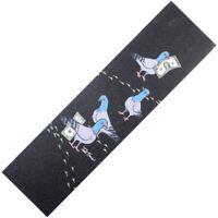 Thick Skateboard Longboard Griptape 83x23cm Deck Sandpaper Grip Tape Sticker New
