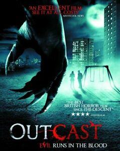 Outcast DVD James Nesbitt - Karen Gillan - Irish Scottish Horror Movie - REGION4