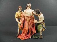 Der Kleiderraub Jesus Passionsfigur Figur 9 cm Religion Kirche NEU
