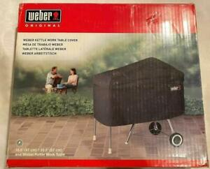 Weber Kettle Work Table Cover Part #7454