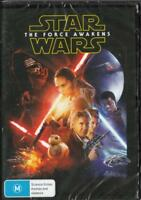 STAR WARS VII THE FORCE AWAKENS - NEW & SEALED REGION 4 DVD FREE LOCAL POST