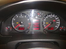 TACHIMETRO Strumenti Audi a6 s6 rs6 RS 4b v8 4b0920937b STATION WAGON STRUMENTO SPEEDOMETER