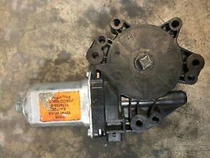 10 MILES OEM WINDOW MOTOR REGULATOR LIFT TITAN ARMADA 04-15 REAR RH NISSAN POWER