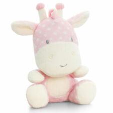 Keel Toys Pink Spotty Giraffe Baby Girl Gift Baby Shower / Christening Gift Plus