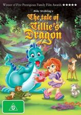 Tale Of Tillies Dragon (DVD, 2010, Region 4) Children's Animation Movie NEW