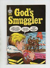God's Smuggler #1 - Spire Christian Comics - (Grade 7.0) 1972