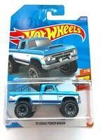 Hot Wheels 2020 '70 DODGE POWER WAGON 152/250 HW Hot Trucks 7/10 Mattel Diecast
