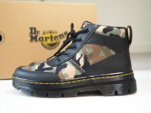 Dr Martens Bonny Tech Camo Utility Combat Boots UK5 RRP£99 Brand New PROMOTION