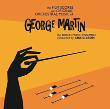 George Martin-Film Scores & Original Orchestral Music (UK IMPORT) CD NEW