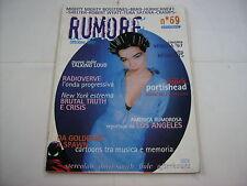 RUMORE RIVISTA #069 - BJORK - BRUTAL TRUTH - PORTISHEAD - TURA SATANA - CRAMPS