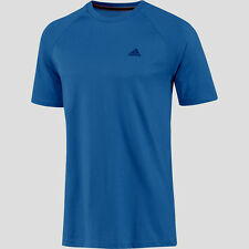 Adidas Performance Essentials Climalite T-Shirt  Cotton Top MENS Size Small NEW