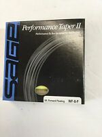 """SAGE PERFORMANCE TAPER II WF8F FLY LINE *NEW IN BOX* """"OVER 50 % OFF RETAIL"""""""