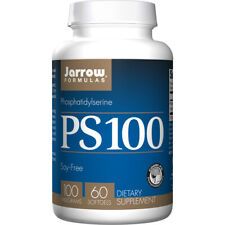 Jarrow Formulas PS-100 100 mg x 60 Softgels