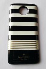 Black Stripes Kate Spade Charger Power Pack 2220mAh Mod for Moto Z - REFURBISHED