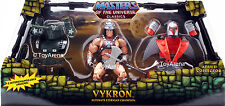SDCC 2012 Mattel Master of the Universe Vykron Comic Con Exclusive