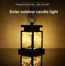 New Led Solar Star chandelier Fairy Light String Lamp Chandelier Wedding Party