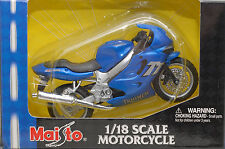 Triumph TT 600 Maisto 1/18 Motorcycle FREE SHIPPING!