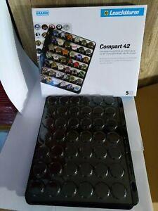 Lots de 5 Recharge pour capsule de champagne compart 42