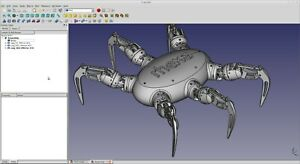 FreeCAD 2D 3D CAD AutoCAD DWG File - Computer Aided Design Install Disc