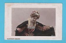 ACTRESS - ARISTOPHOT  POSTCARD  -  ACTRESS  -  ALEXANDRA  CARLISLE  -  1904