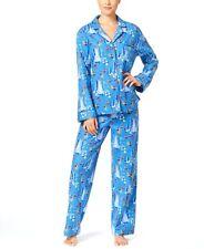 FAMILY PJ'S NEW Plus XXL Winter Elves Sleepwear Pajama Set $59