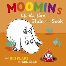 Moomins: Lift-the-Flap Hide and Seek by Tove Jansson (2011, Hardcover)